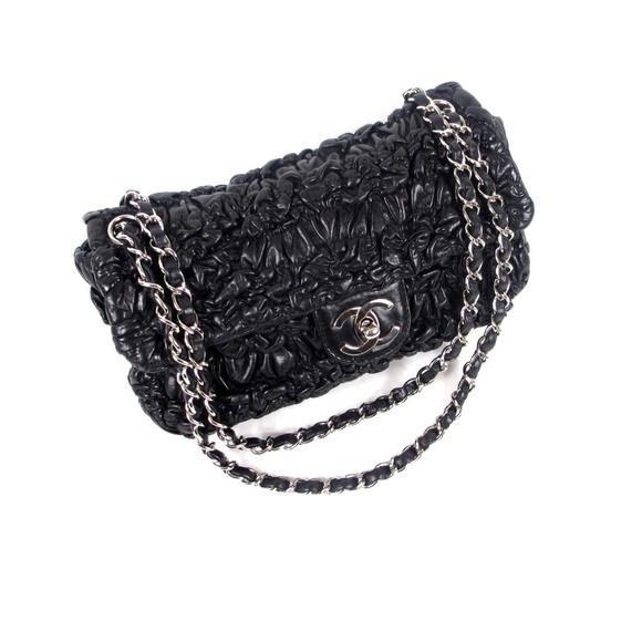 fa6d18eaebaa63 CHANEL Bags | Astrakan Flap Bag Lambskin Medium | Poshmark